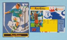 Everton Tony Cottee England 32